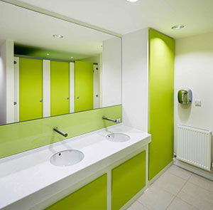 Total office commercial industrial restroom cleaning for Bathroom cleaning companies